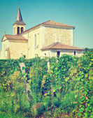 Church in France — Stock Photo