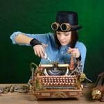 Typewriter repair. — Stock Photo #20118163