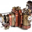 Stock Photo: Camersteampunk