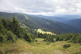 Carpathian mountains — Stok fotoğraf
