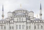 Blaue moschee in istanbul — Stockfoto