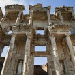 Celsus library in Ephesus — Stockfoto