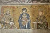 Hagia Sofia mosaic — Foto de Stock