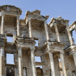 Celsus library in Ephesus — Stock Photo #38580877