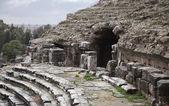 Ancient amphiteater — Stock Photo