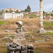 Stock Photo: Ruins of Artemision in Ephesus