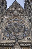 Saint Vit cathedral in Prague — ストック写真