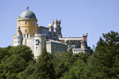 Pena palace in Sintra, Portugal — Stock Photo
