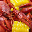 Crayfish Boil — Stock Photo