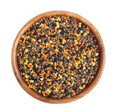 Lentils mix — Stock Photo