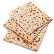 Matzo bread — Stock Photo