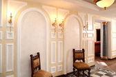 Classical interior — Stock Photo