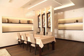 Dining room — Foto de Stock