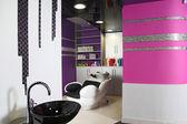Silla y lavabo wash — Foto de Stock