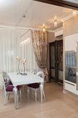 Кухонная комната — Стоковое фото