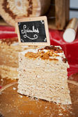 Speculoos Nougat — Stock Photo