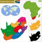 Постер, плакат: Sourh Africa