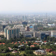 Almaty in summer — Stock Photo