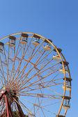 Ferris Wheel in Faliraki — Stock Photo