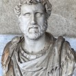 Royalty-Free Stock Photo: Bust of Roman emperor Antoninus Pius