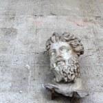 Sculpture of Triton — Stock Photo