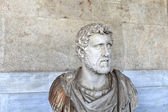 Roman emperor Antoninus Pius — Stock Photo