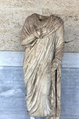 скульптура человека — Стоковое фото