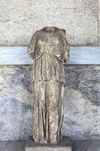статуя богини — Стоковое фото