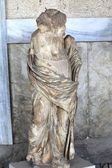 Statue of Nymph or Grace — Stock Photo