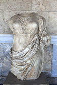 Statue of themis — Stock Photo