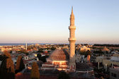 View of Suleiman Mosque — Stock Photo