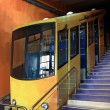 Mount Lycabettus funicular - Stockfoto