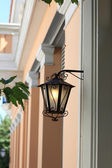 Wall lantern — Stock Photo