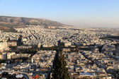 Aten från ovan — Stockfoto