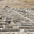 Seats in the Theater of Dionysus — Stock Photo