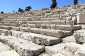 Theater of Dionysus ruins — Stock Photo