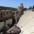 Stock Photo: Odeon theatre of Herodes Atticus