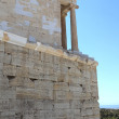 Stock Photo: Temple of AthenNike