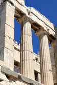 Part of Propylaea of the Athenian Acropolis — Stock Photo