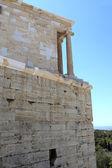 Temple of Athena Nike — Foto Stock