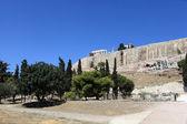 View of Acropolis of Athens — Stock Photo