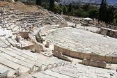 Athènes théâtre de dionysos — Photo