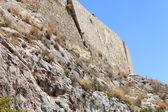 Fragment du versant sud-ouest de l'acropole — Photo