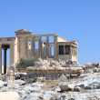 Erechtheum temple — Stock Photo
