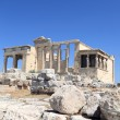 Erechtheum ancient temple — Stock Photo