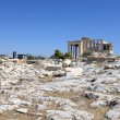 Stock Photo: Landscape of Erechtheum