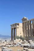 Part of Erechtheum ancient temple — Stock Photo