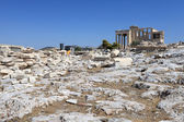 View of Erechtheum — Stock Photo