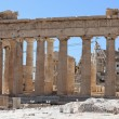 Stock Photo: Facade of Parthenon