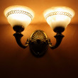 Night lamp — Stock Photo